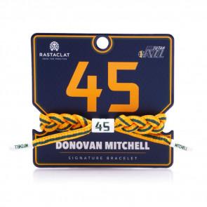 Rastaclat NBA Utah Jazz Signature Bracelet ''Donovan Mitchell''