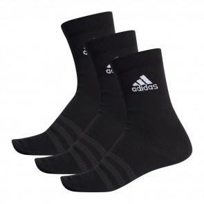 adidas Light Crew 3-Pack Socks ''Black''