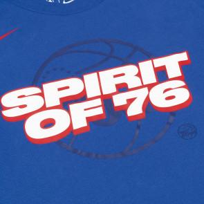 Nike Dri-FIT Philadelphia 76ers T-Shirt ''Rush Blue''