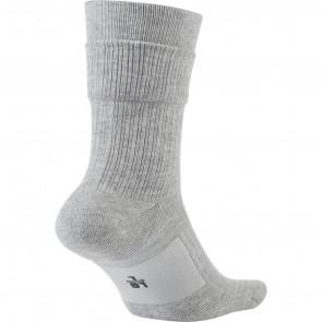 Nike NBA Crew Brooklyn Nets Courtside Socks ''Grey''