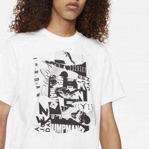 Air Jordan Jumpman Flight T-Shirt ''White''