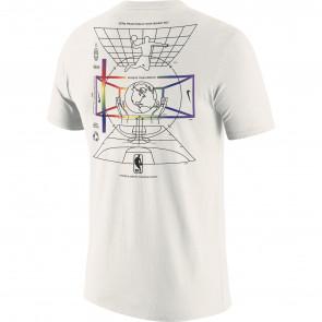 Nike NBA Team 31 T-Shirt ''Pure''
