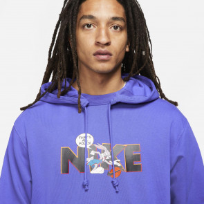 Nike Dri-FIT Standard Issue x Space Jam: A New Legacy Hoodie ''Light Concord''