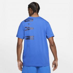 Air Jordan Air T-Shirt ''Game Royal''